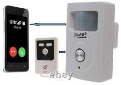 Alarme Pir Sans Fil Gsm 3g (3g Ultrapir) Facile À Programmer Et À Utiliser