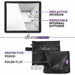 Altura Photo Professional Flash Kit Pour Sony Compacts (2pcs)