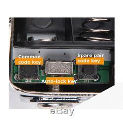 Anti-vol Électronique Sans Fil De Verrouillage De Porte Télécommande Sécurité D'accès