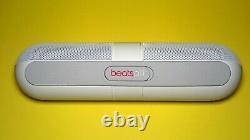 Authentic Beats Pill 2.0 Haut-parleur Bluetooth Avec Recharge En Blanc