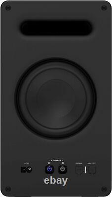 Barre De Son Vizio 5.1-channel Avec Subwoofer Sans Fil Et Dts Virtualx Dark