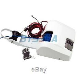 Bateau Électrique Guindeau Avec Télécommande Sans Fil Kit Marine Saltwater