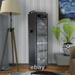 Befree Sound Party Lights Triple 10 Dj Pa Bluetooth Haut-parleur Portable Avec MIC
