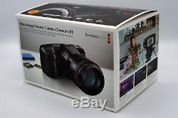Blackmagic Cinema Camera Pocket 6k Bmpcc6k À Peine Utilisé! Smallrig Cage Inclus