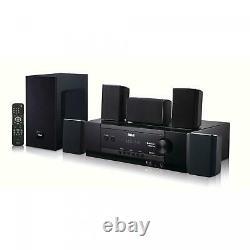 Bluetooth Home Theater Surround Sound Speaker System Wireless 5.1 Canal Audio