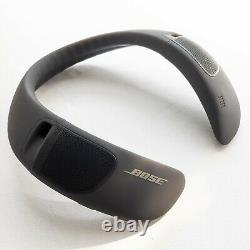 Bose Soundwear Companion Speaker 771420-0010 Wireless Wearable Bluetooth Black