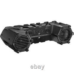 Boss Audio Speaker System Haut-parleurs Sans Fil Black Bluetooth Usb Led