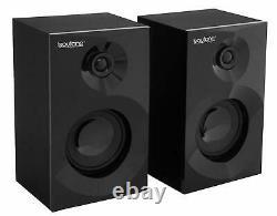 Boytone Bt-225fb Puissant Wireless Bluetooth Home Speaker System 60 W, Radio Fm