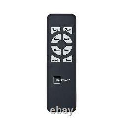 Cadre De Lit Réglable De Puissance Mainstays Avec Télécommande Sans Fil, Twin-xl