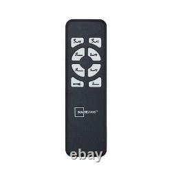 Cadre De Lit Réglable De Puissance Mainstays Avec Télécommande Sans Fil Twin-xl
