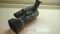 Caméscope Vidéo Numérique Professionnel Sony Dcr-vx2100e