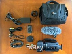 Canon Hf G20 Avchd Full Hd 1080p Avec Trépied Et Microphone