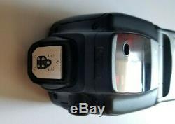 Canon Speedlite 580ex II Chaussures De Flash Pour Canon Mont Avec Works Cas Bien