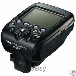 Canon St-e3-rt Speedlite Transmitter En Provenance Du Japon