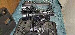 Canon Xa10 64 Go Hd Caméscope, Excellent État Avec Shotgun MIC