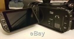 Canon Xa20 Avchd Hd Caméscope Xa20