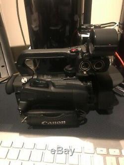 Canon Xa30 Caméscope Noir