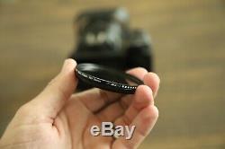 Canon Xc10 Caméscope Noir, Beaucoup D'extras! Condition Excellente. 4k
