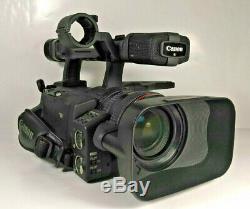Canon Xh A1 Hd 1080i Hdv 3ccd Caméscope Mini DV Caméra Vidéo 20x Zoom