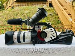 Canon Xl1 3ccd Caméscope Numérique Ntsc Dm-xl1 Caméra Pro Mini DV