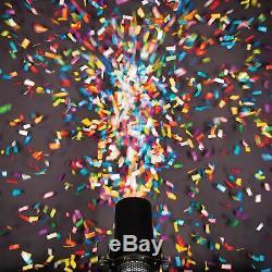 Chauvet Dj Funfetti Télécommande Sans Fil Party Lanceur De Confettis Canon