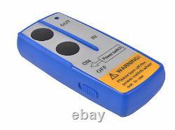 Classic 9500lbs 12v De Récupération Électrique Vus De Camion De Récupération Sans Fil Télécommande