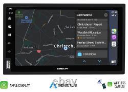 Concept Dl-70 Sans Fil 7 Écran Tactile Récepteur En Dash Avec Apple Carplay/android