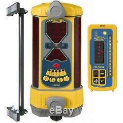 Contrôle Spectra Lr50w Machine Détecteur Laser Avec Rd20 Sans Fil D'affichage À Distance