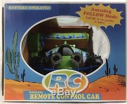 Disney Toy Story Collection Rc Télécommande Sans Fil Voiture Rare