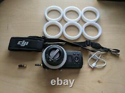 Dji Focus Focus System Objectif Télécommande Sans Fil Gratuit Avec Étui Rigide