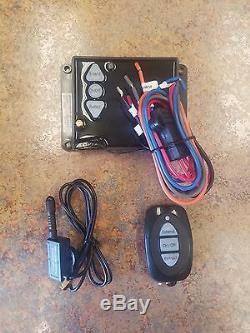 Dump Trailer Télécommande Sans Fil Du Système De Contrôle 12 Volts Hydraulique De Levage Treuil