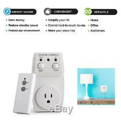 Electroménager À Distance Sans Fil Sortie De Contrôle D'économie D'énergie Interrupteur