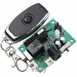 Extérieur Portail Électrique Serrure Magnétique Avec Télécommande Sans Fil Kit De Contrôle