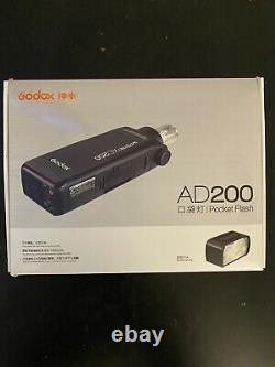 Flash De Poche Godox Ad200