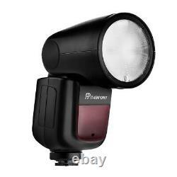 Flashpoint Zoom Li-on X R2 Ttl On-camera Round Flashlight For Sony (v1)