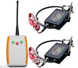 Gdk 200m Club, Télécommande Sans Fil Skeet Skeet, 2 Déclencheurs De Piège À Argile, Radiocommande