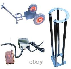 Gdk Clay Pigeon Trap Accessories, Choice Of, Wobbler Kit, Trolley, Clay Targets