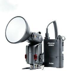 Godox Ad-180 180w Outdoor Speedlite + Pb960 Batterie Power Pack