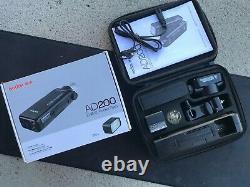 Godox Ad200 Pocket Speedlite 2,4 Ttl 1 / 8000s Double Tête