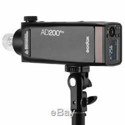 Godox Ad200pro Pocket Flash Ad-s15 Ad-s2 Réflecteur Capot Ad-s11 Ad-s7 Softbox