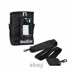 Godox Ad600bm 600w Hss 1/8000s All-in-one Studio Outdoor Flash+cb-09 +pb-600 Sac