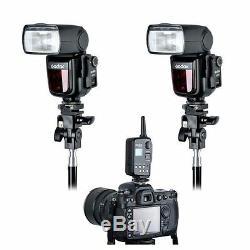 Godox Kit De Déclencheur De Contrôleur Sans Fil Flash V850 Flash Pour Canon Nikon Dslr