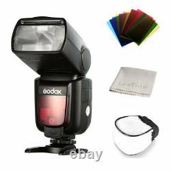Godox Tt685c 2.4g Wireless Ttl Caméra Flashlight + X1t-c Trigger Pour Canon