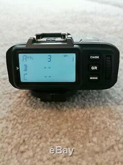 Godox Tt685s Flash Caméra Avec Godox X1t-s Wiress Flash Déclenchement À Distance Sony Fit
