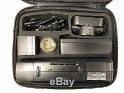 Godox Ttl Double Tête Ad200 Pocket S Type Braceket Speedlite Deux 2900mah Batterie