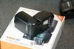 Godox V860ii-c 2.4g Hss Ttl Li-on Batterie Flash Speedlite Canon Contrôle Sans Fil