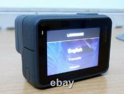 Gopro Hero5 Noir Caméra Étanche 4k Sport Avec Gps & Smart Control Voice