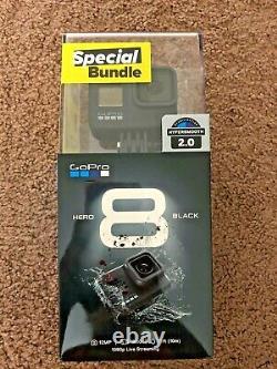 Gopro Hero8 4k Action Camera Étanche Bundle Spécial Noir