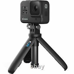 Gopro Hero8 Black Live Streaming Action Camera Holiday Bundle Black