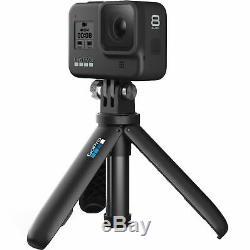 Gopro Hero8 Noir Streaming Camera Action Spécial Bundle Noir